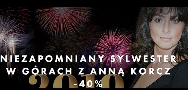 Niezapomniany sylwester w górach z Anną Korcz! -40%