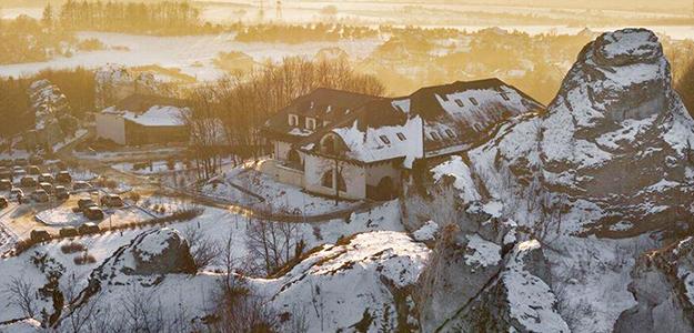 Ferie zimowe w skalnym mieście