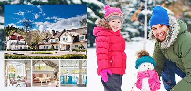 Zimowy relaks 3 dni w cenie 2! Dzieci do 6 lat bezpłatnie!