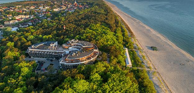 Wakacje 2019 nad morzem 50 metrów od plaży.