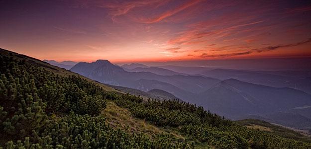 Jesień w Tatrach - relaks i domowe jedzenie