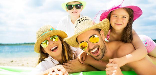 Rodzinne wakacje z dziećmi na Mazurach od 1 840 zł/os./pobyt