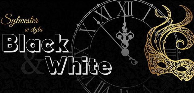 Sylwester w stylu Black & White w Warszawie
