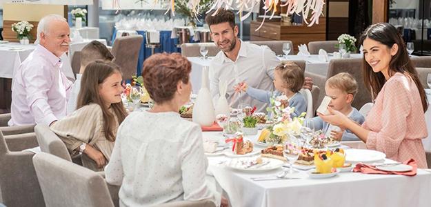 Wielkanoc w Kołobrzegu w Hotelu Aquarius*****