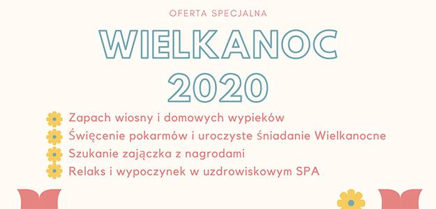 Wielkanoc 2019 w Wysowa Zdrój.