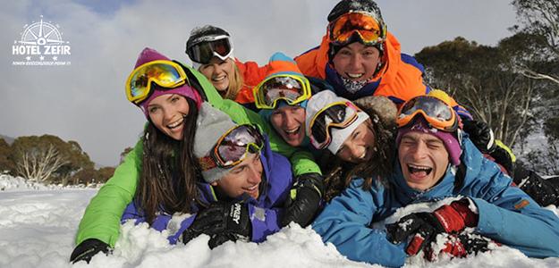 Ferie zimowe w Bieszczadach