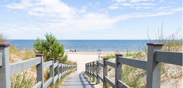 Długi weekend majowo-czerwcowy nad morzem
