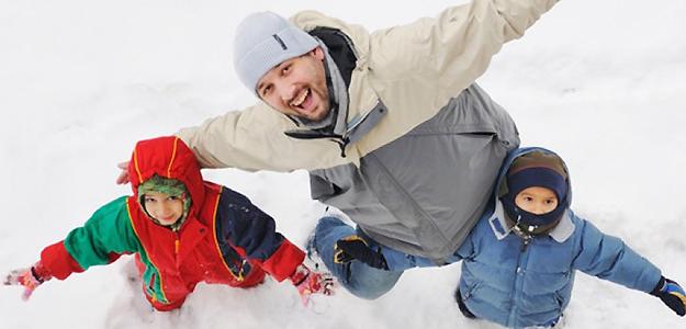 Ferie zimowe na Mazurach. Dzieci do 8 lat - pobyt gratis!