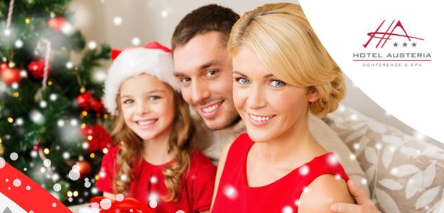 Magiczne Boże Narodzenie w Hotelu Austeria***
