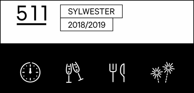 SYLWESTER 2018/2019. Chillout Zone.