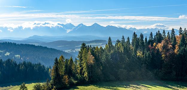 Majówka pod Tatrami