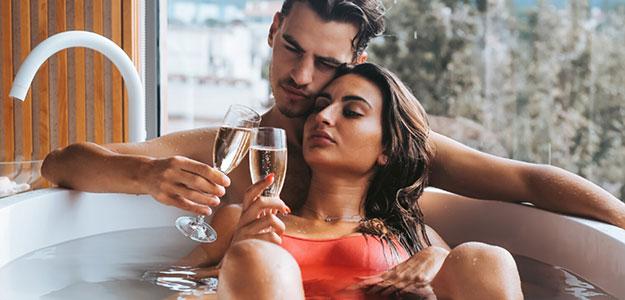 Walentynki 2019: LUKSUSOWY PAKIET DLA PAR.