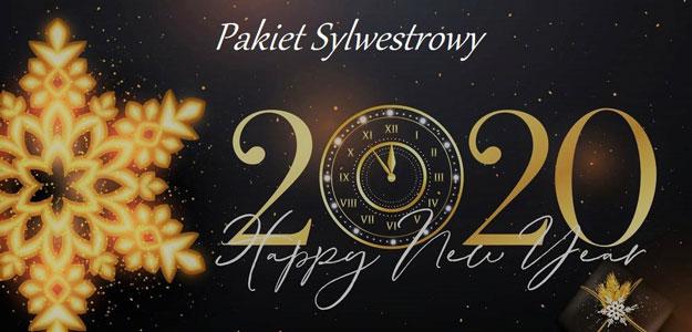 Przywitaj Nowy Rok w Okunince nad Jeziorem Białym.