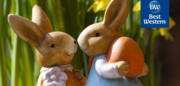 Wielkanoc: 1199 zł dla dwóch osób za 3 doby!